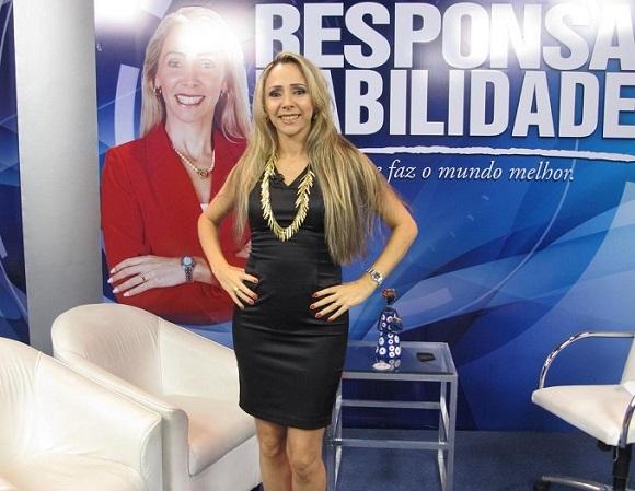 Claudia Cataldi Jornalista e Apresentadora é entrevistada no Canal Click Jo Ribeiro