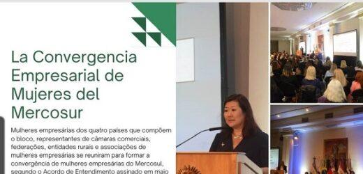 Lançamento da CEMB Convergência Empresarial de Mulheres Brasileiras