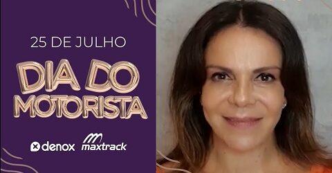 Sula Miranda estrela ação de engajamento para o Dia do Caminhoneiro