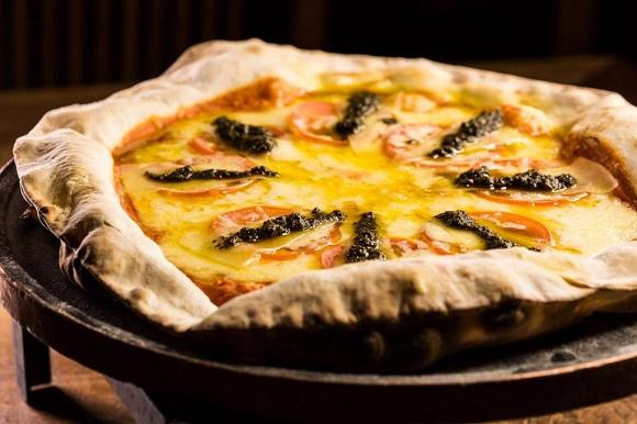 Café Terraço: a escolha perfeita para saborear uma deliciosa pizza