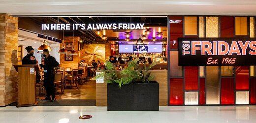 TGI Fridays inaugura mais duas lojas em São Paulo