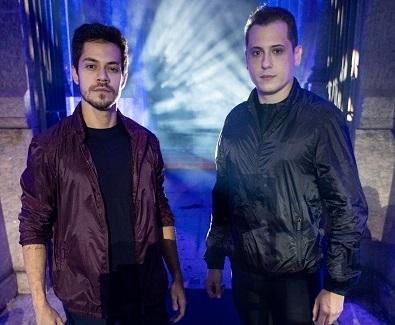 """Henry e Klauss, maiores ilusionistas da América Latina estrelam a nova série no """"Fantástico"""""""