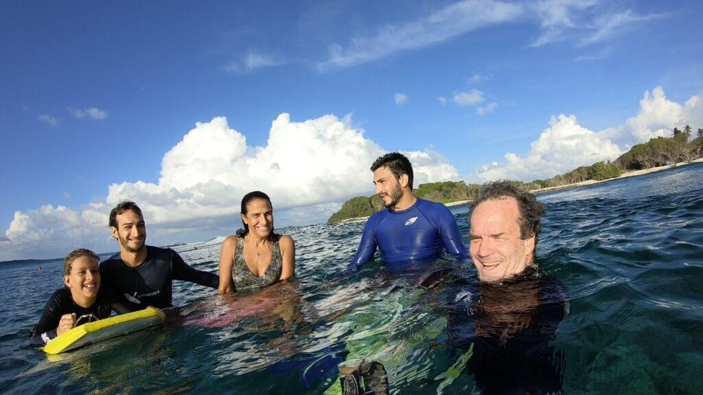 Ilhas Maldivas e suas belezas são exploradas em família na nova série do Woohoo