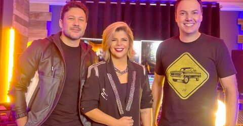 Paula Mattos lança single com participação de João Bosco & Vinícius