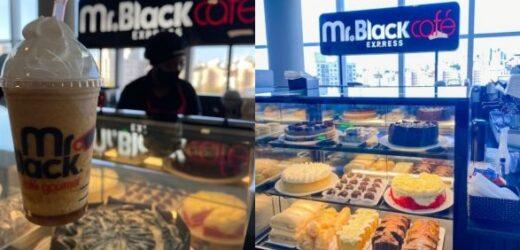 Power Shopping Centerminas: Acaba de ser inaugurado no mall uma unidade da Mr. Black Café