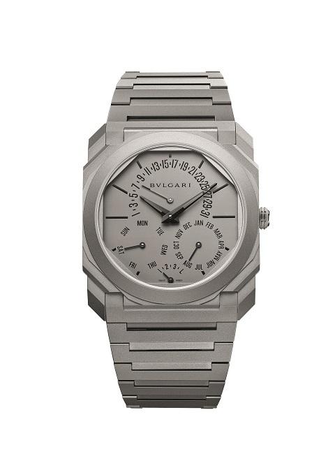 Bvlgari: 4 relógios indicados para o Grande Prêmio d'Horlogerie de Genève!