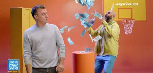 Magalu fará o primeiro milionário do Brasil com cashback