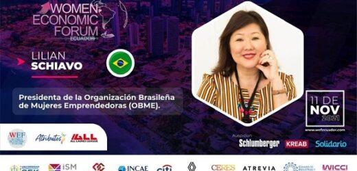 Women Economic Forum realizado no Equador terá participação do Brasil