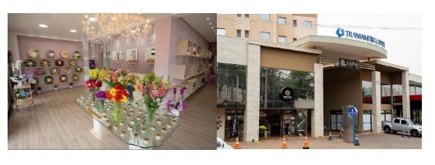 Transamerica Ribeirão Preto recebe inauguração de boutique de flores
