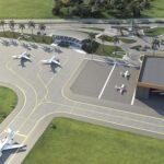 Aeroporto executivo em Aparecida de Goiânia já é marco para aviação