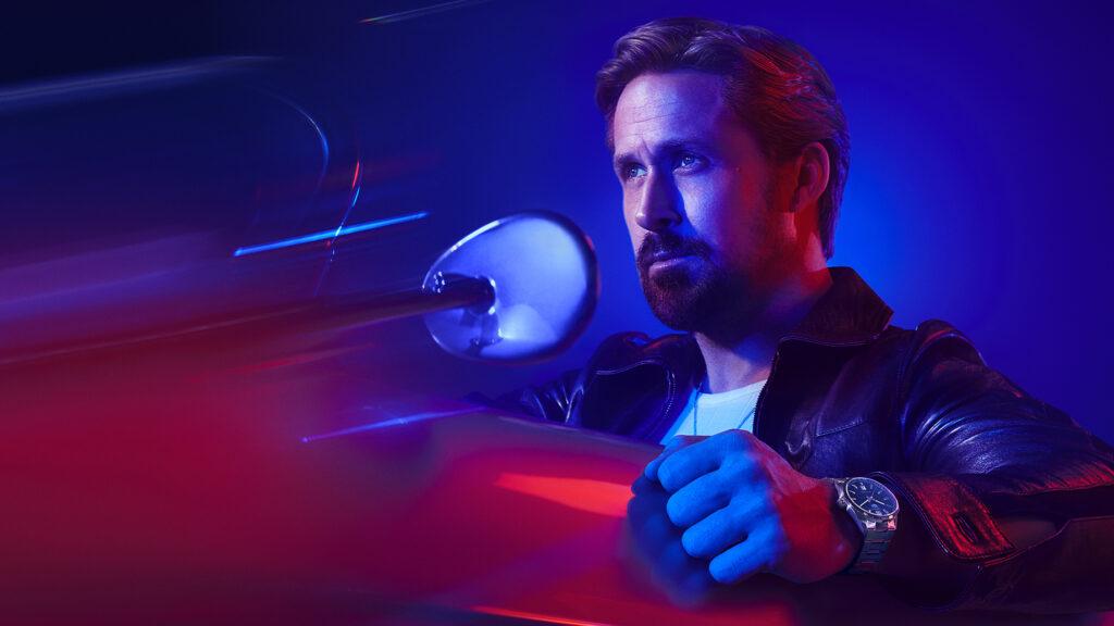 A TAG Heuer anuncia seu novo embaixador, Ryan Gosling